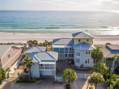Photo for Coastal Commodity - Amazing Home Sleeping 30! Private Pool, Gas Grill, Kid's Loft, & Den!