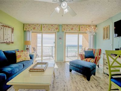 Photo for 17- Behold the beauty of our amazing BEACHES in this beachfront condo! Coral Reef Club