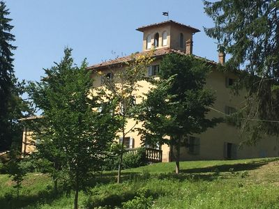 Photo for I Pianazzi Agricultural Estate in Zocca on the Modena Apennines