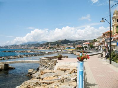 Photo for Vacation home Country Inn (SNM200) in Santo Stefano al Mare - 4 persons, 2 bedrooms