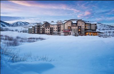 Photo for 2BR Condo, Ski-in, Ski-out at The Canyons