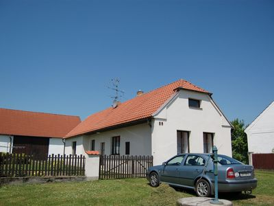 Photo for Holiday house with LCD TV in South Bohemia