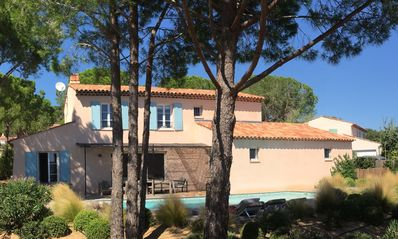 Photo for 10 minutes from St Tropez - Luxury villa with private pool
