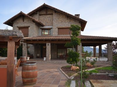 Photo for Self catering Serranía Norte for 18 people