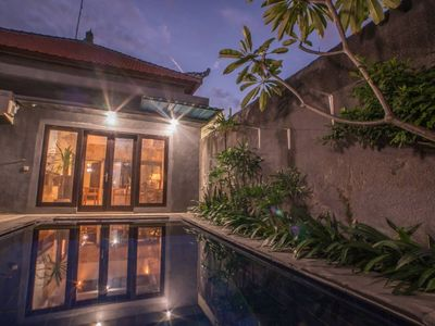 Photo for A Tranquil 2 Bedrooms Villa with Pool in Seminyak