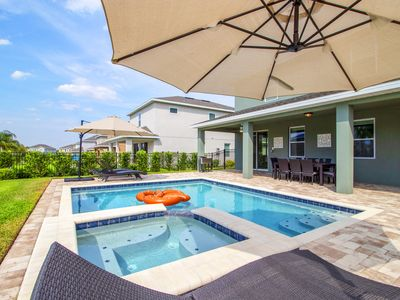 Photo for ACO Premium-8Bd Pool,Spa, Grill and GameRoom(1825)
