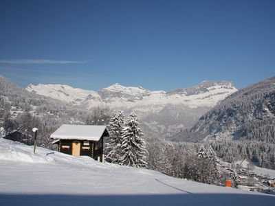 Photo for 1BR Cabin Vacation Rental in Les Houches, Auvergne-Rhône-Alpes