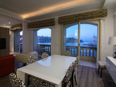 Photo for BRAND NEW SPECTACULAR APARTMENT IN THE GRAND HARBOUR OF MALTA SENGLEA