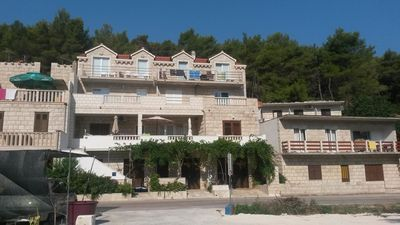 Photo for Apartment in Povlja (Brač), capacity 4+3