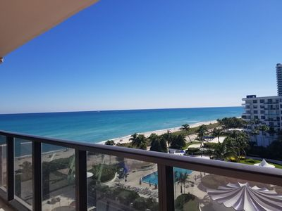 Photo for Beachfront Miami Beach 4 Bedroom Ocean Views - 1003