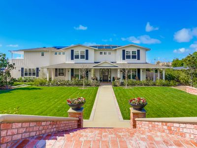 Photo for Encinitas Oceanview Farmhouse - minutes to beaches