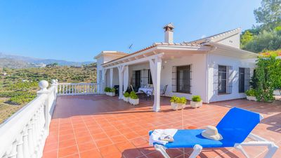 Photo for Holiday home with indoor pool in the province of Malaga - sleeps 6