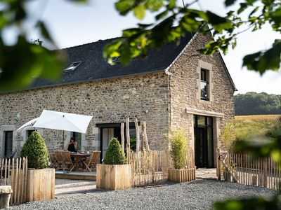 Photo for Charming cottage near Saint Malo