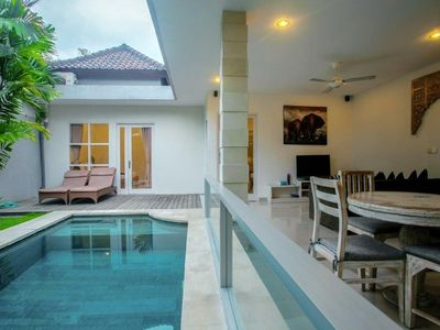 Photo for CHARMING 2 BR WITH PRIVATE POOL SEMINYAK