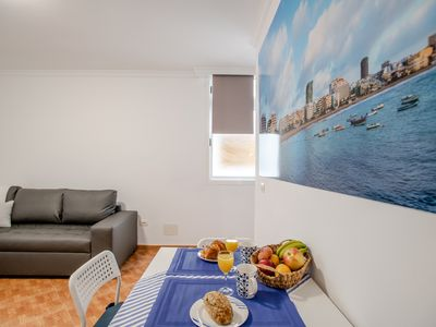 Photo for Lorena Apartment at 1st line of Las Canteras beach