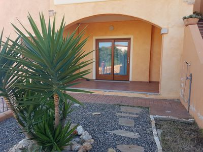 Photo for 1BR Apartment Vacation Rental in Budoni, Olbia-Tempio