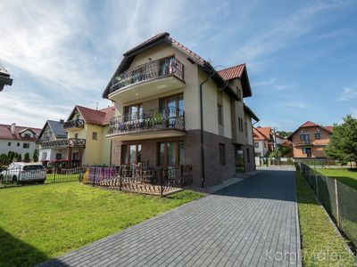 Photo for Comfortable apartment for 5 people in Krynica Morska
