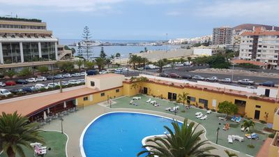 Photo for Views of Los Cristianos pier. Pier View.
