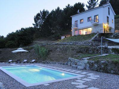 Photo for Spectacular Mountain Views, Private Salt Water Pool, Sleeps Nine