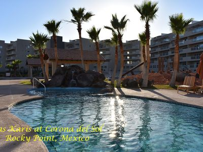 Photo for Premiere Top Floor Condo At Rocky Point Mexico - New Rental - Excellent Views!!