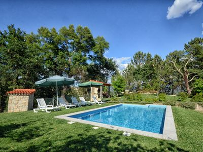 Photo for Holiday Apartment for 12 people with Barbecue and Private Pool