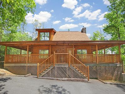Photo for Deer Trail - Two Bedroom Chalet, Sleeps 6