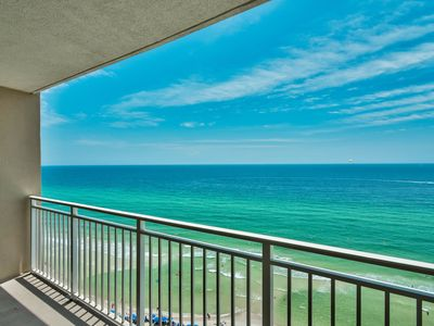 Photo for BEACHFRONT UNIT!! OPEN 9/14-21! COMFORTABLY SLEEPS 6!