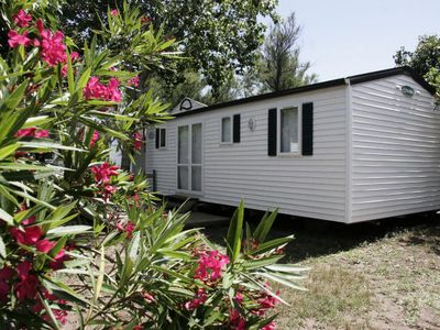 Photo for Camping Le Clos Cottet **** - Mobil Home Relax 4 Rooms 6 People