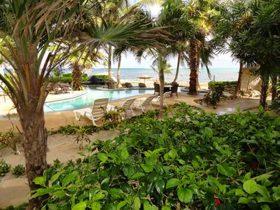 Photo for Ocean View Condo located within Bermuda Beach
