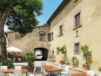 Photo for Apartment Villa Fabbroni  in Greve/San Polo in Chianti, Florence and surroundings - 7 persons, 3 bedrooms