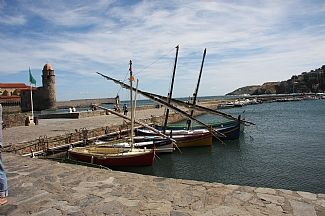 Collioure in September