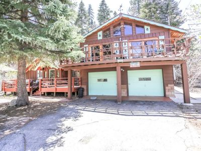 Photo for Avalon - Pool Table, Hot Tub, and WiFi!! Beautiful Cabin Walking Distance to Village!