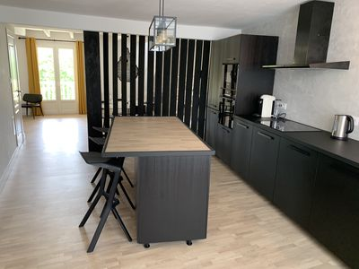 Photo for Contemporary 2 Bed House In Gensac
