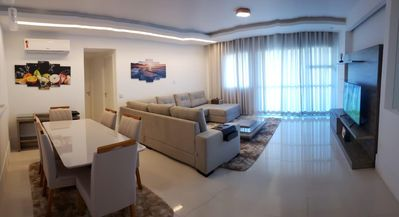 Photo for Newly fully furnished 2 bedroom luxury condo with Montain view in Reserva Jardim