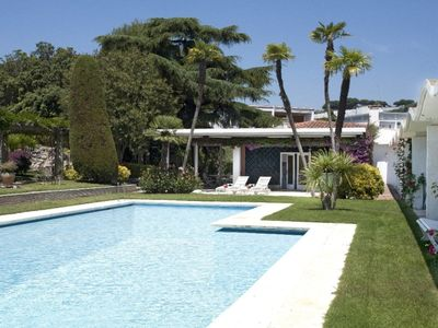 Photo for Mansion in front of the sea with more than 17000 m2 of private garden.