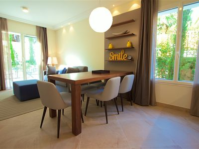 Photo for 2 Room Apartment High standing in New Villa
