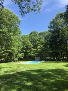 Photo for East Hampton Home with Pool and Ideal Location