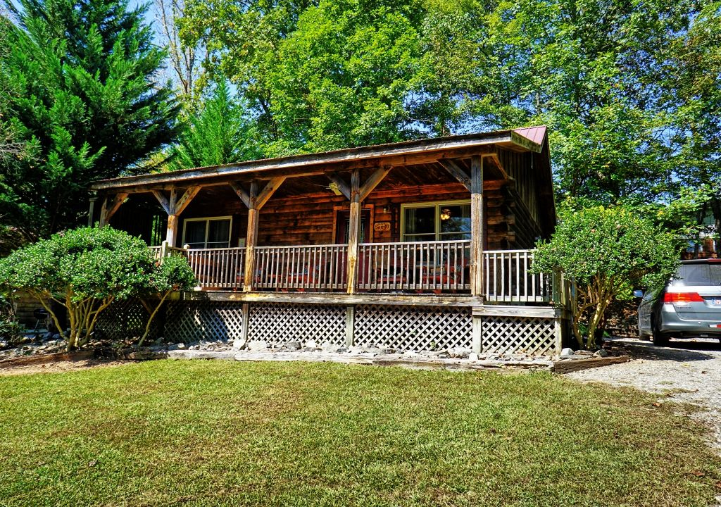 Best Secluded Cabins In Cherokee North Carolina Updated 2020