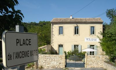 Photo for Old Mairie (Town Hall) In Small Hamlet In The Gard