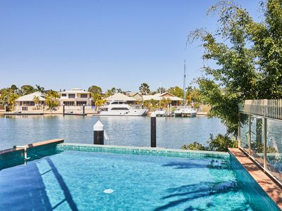 Photo for WATERFRONT 4BRM HOUSE CULLEN BAY DARWIN WITH POOL