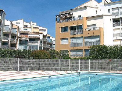 Photo for Apartment Le Pharo in Cap d'Agde - 4 persons, 1 bedrooms