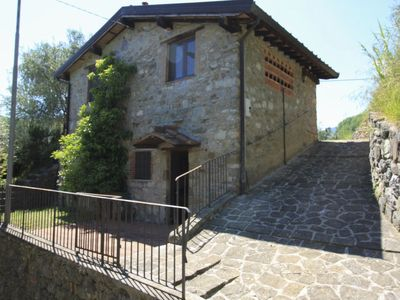 Photo for Vacation home Villa Diana  in Borgo a Mozzano, Lucca, Pisa and surroundings - 5 persons, 2 bedrooms