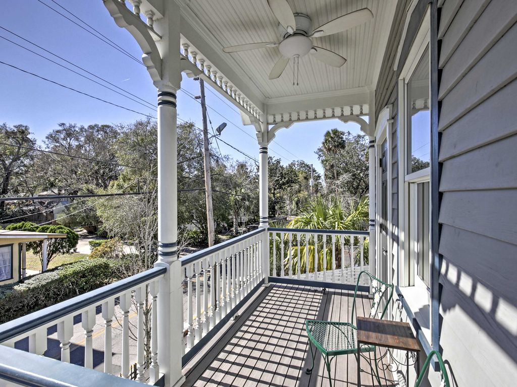 1br St Augustine Apartment W Tranquil Setting Saint Augustine Florida North Atlantic Coast