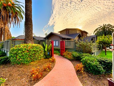 Photo for 3 Home Historic Compound - Perfect for Large Groups Who Want to Stay Together