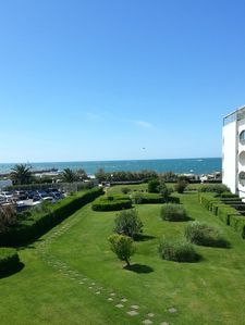 Photo for Two rooms with sea view. Private parking