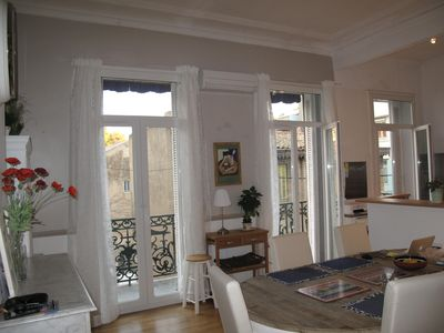 Photo for Elegant 3 Bedroomed Apartment In The Heart Of The Historic City Of Narbonne