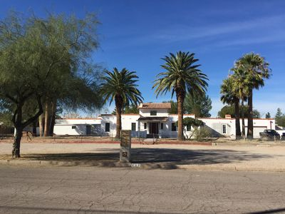 Amazing luxury rental in historic house in central tucson.