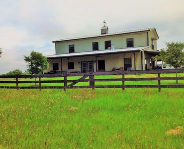 Photo for New two story Ranch home with lake views on 160 acres