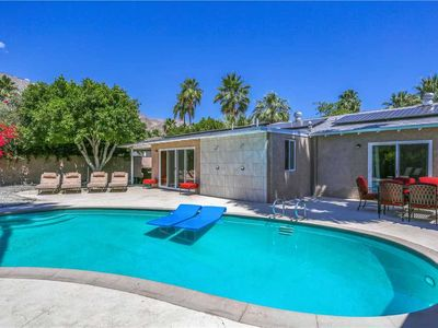 Photo for This Palm Springs home offers sun-filled rooms, great views, great downtown-close location!