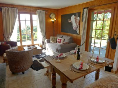Photo for Apartment Armorial II / apt 2 in Villars - 4 persons, 2 bedrooms